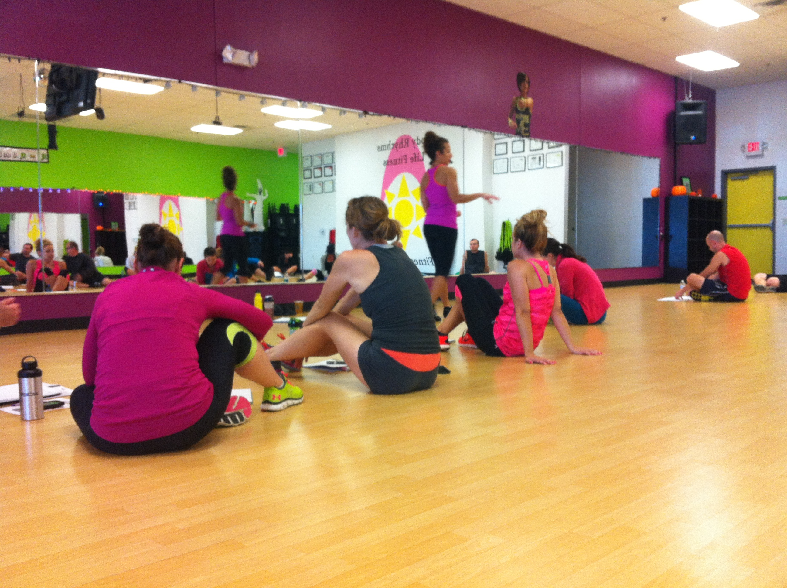 Insanity Certification Class