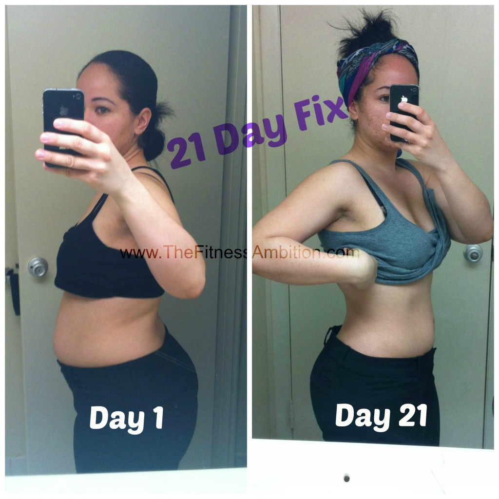 21 Day Smoothie Cleanse Results